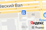 Схема проезда до компании Народный промысел в Москве