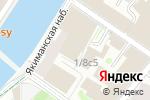Схема проезда до компании Chicoteque в Москве