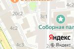 Схема проезда до компании Компис в Москве