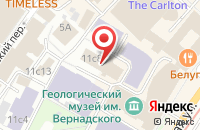 Схема проезда до компании Редакция «Мгикиздат» в Москве