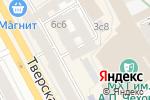 Схема проезда до компании Правовой стандарт в Москве