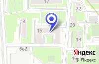 Схема проезда до компании АПТЕКА-ОПТИКА ФАРМЛЕНТ в Москве