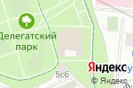Схема проезда до компании Ассоциация менеджеров в Москве