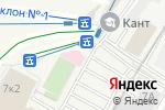 Схема проезда до компании Прима Медика в Москве