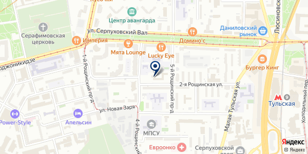 Sadbarg на карте Москве