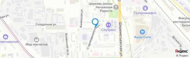 Старомарьинское шоссе