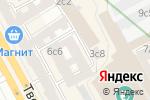 Схема проезда до компании Москвичка в Москве