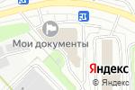 Схема проезда до компании Защита идей в Москве