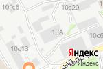Схема проезда до компании Xdrive-auto в Москве