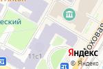 Схема проезда до компании Музей антропологии в Москве
