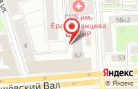 Схема проезда до компании Артип в Москве