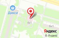 Схема проезда до компании ЭСТЕТ в Подольске