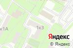 Схема проезда до компании Алекс Юнис в Москве