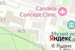 Схема проезда до компании Пергамос в Москве