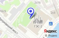 Схема проезда до компании ФИРМА ПРОКАТА АВТОМОБИЛЕЙ АНКОР АВТО в Москве