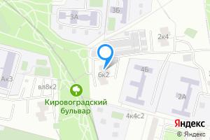 Комната в четырехкомнатной квартире в Москве Сумской пр., 6к2