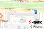 Схема проезда до компании Doc.Feelgood в Москве