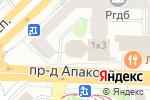 Схема проезда до компании Посольство Республики Бурунди в г. Москве в Москве