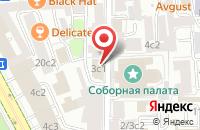 Схема проезда до компании Юр Тайм Консалтинг в Москве