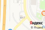 Схема проезда до компании МОРТОН в Москве