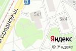 Схема проезда до компании Аквастиль в Москве
