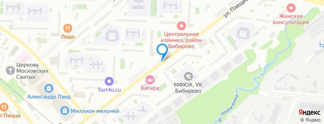 улица Плещеева