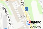 Схема проезда до компании ЭкоГрад в Москве