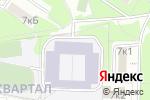 Схема проезда до компании Средняя общеобразовательная школа №1450 в Москве