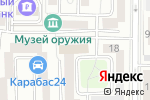 Схема проезда до компании АДРА ФАКТОР-М в Москве