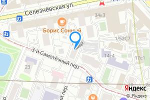 Комната в Москве м. Достоевская, Никоновский переулок, 19/22