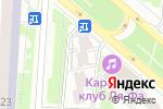 Схема проезда до компании Канцтовары в Москве