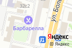 Схема проезда до компании Айви-Банк в Москве