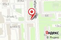 Схема проезда до компании Агроресурс в Москве