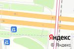 Схема проезда до компании Dipol в Москве