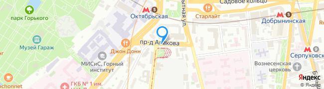 проезд Апакова