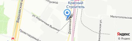 ДекоИмпорт на карте Москвы