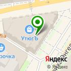 Местоположение компании ЮНИОР
