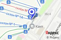 Схема проезда до компании БАРД-КЛУБ ШАЛЕ-МОСКОВСКИЕ АЛЬПЫ в Москве