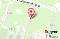 Схема проезда до компании Хорэкс в Москве