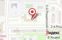 Схема проезда до компании Альборада Тур в Москве