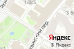 Схема проезда до компании Радио Милицейская волна в Москве