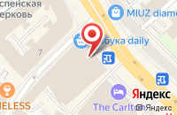 Схема проезда до компании Издательский Дом Инейт в Москве