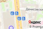Схема проезда до компании Svyatnyh в Туле