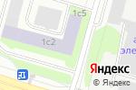 Схема проезда до компании ПаБиз в Москве