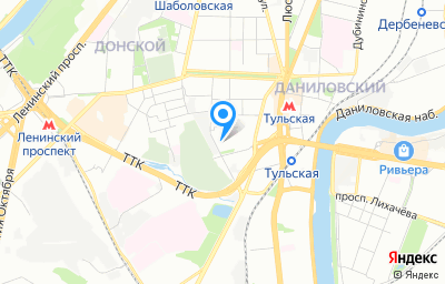Местоположение на карте пункта техосмотра по адресу г Москва, проезд 4-й Рощинский, д 19 стр 4
