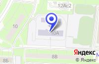 Схема проезда до компании АВТОШКОЛА КАБРИОЛЕТ в Москве