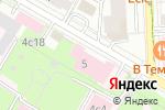 Схема проезда до компании Скорая медицинская помощь в Москве