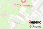 Схема проезда до компании AKKUM.RU в Москве