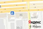 Схема проезда до компании Anrex в Москве