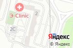 Схема проезда до компании Энергия.ru в Москве